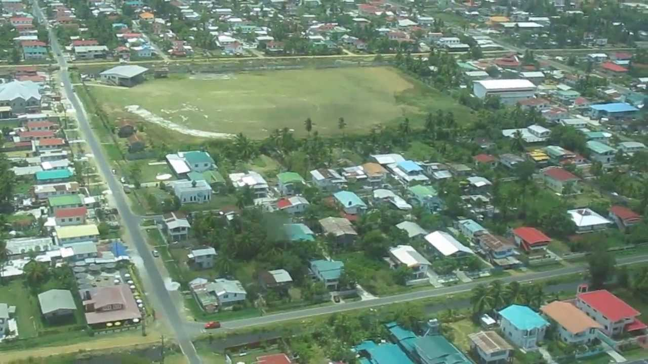 Tour Flight Around Georgetown Guyana Ogle Airport 2013 Hd Youtube