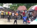 Video: Watch these dwarfs as they dance to thrill the crowd in Port Harcourt