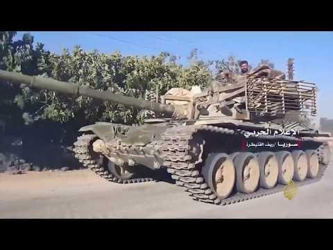 قوات النظام تسيطر على مواقع مهمة بريفيْ درعا والقنيطرة  - نشر قبل 6 ساعة