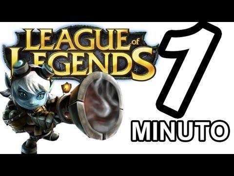 LoL en 1 minuto