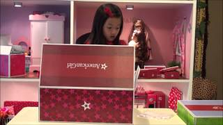 A Big Mystery Box from American Girl