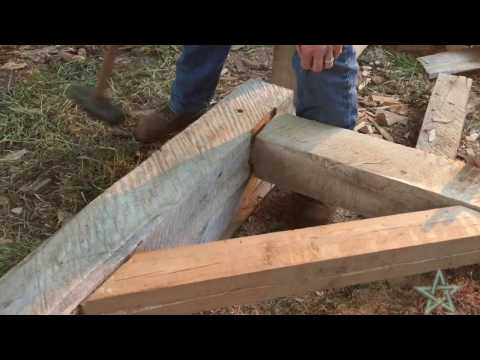 Download Youtube: Timber Frame Shed -Part 1
