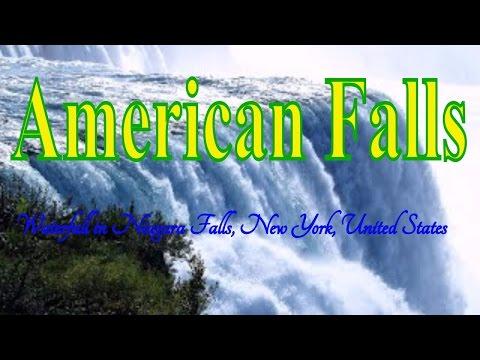 Visit American Falls, Waterfall in Niagara Falls, New York, United States - Best Waterfall