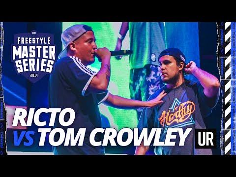 RICTO VS TOM CROWLEY   FMS CHILE FINAL   Temporada 2019