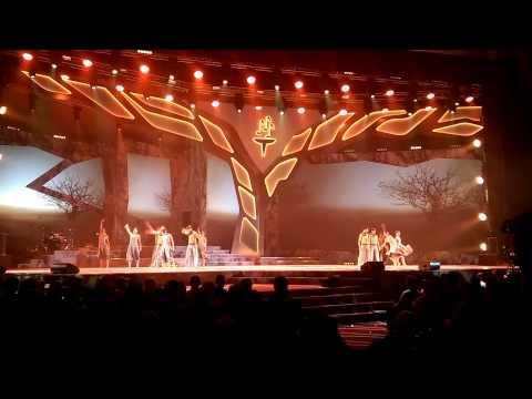 Факел! Театр танца ALEXIS -Перерождение диплом.