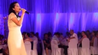 """Donna Cruz sang her very own """"Habang May Buhay"""""""