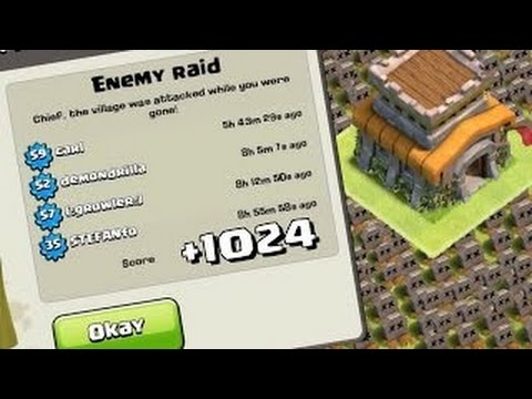 Best town hall 8 th8 trophy war base clash of clans coc