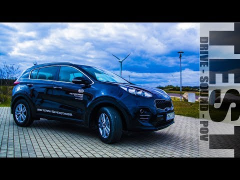Test drive  | Test drive kia sportage 2018 | Car insurance