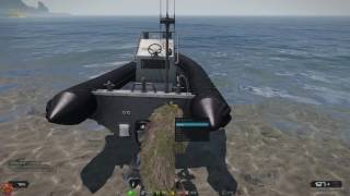 ArmA 3 Exile - The Boat