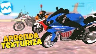 COMO TEXTURIZA CARROS, MOTOS NO TXD TOOL GTA SA ANDROID 2018
