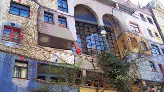 видео Дом Хундертвассера фото (Hundertwasser Haus)