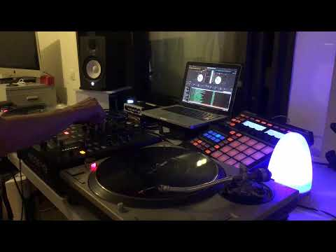 [ LIQUID FUNK SOUNDRIZE ] - Drum and Bass Live djset by Galactic Funk