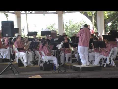 The Hawaii County Band - Big Band Polka