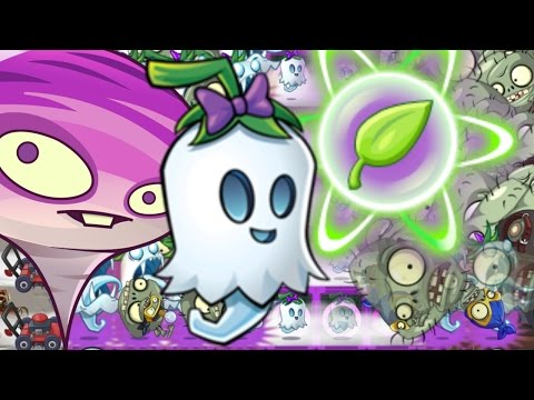 Plants vs Zombies 2 Epic Hack : Fast Fingers Ultimate Power Up - Ghost Pepper