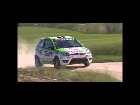 Luca Franci - Trofeo Rally Terra 2013
