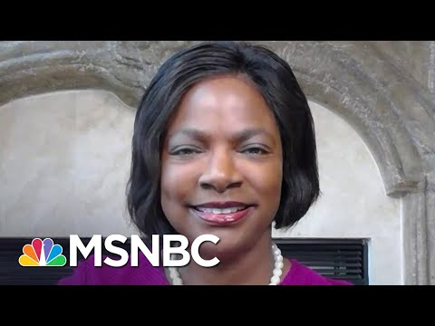 Rep. Demings, Former Police Chief, On Law Enforcement Response To Wednesday's Insurrection   MSNBC