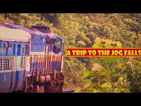 A Trip to the Jog Falls (PART 1): Mysore to Sagara train journey