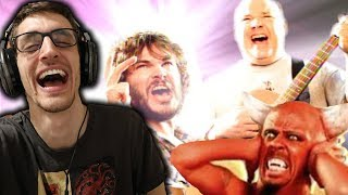 Hip-Hop Head's FIRST TIME Hearing 'Tribute' by TENACIOUS D!!!