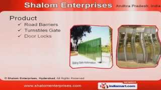 Road Barriers by Shalom Enterprises, Hyderabad