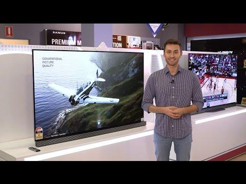Key Features: LG Signature OLED 4K TV - G6T