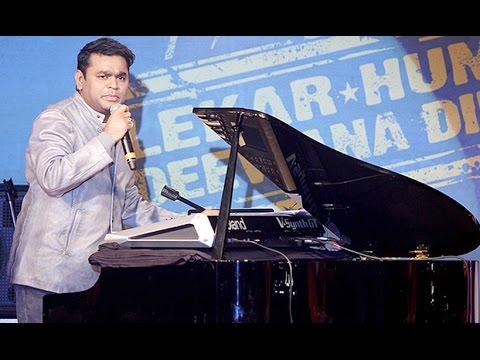 Lekar Hum Deewana Dil | A.R. Rahman LIVE Performance | Armaan Jain & Deeksha Seth