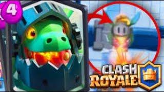 DRAGON INFERNAL POR FIN EN EL META!!!! Clash Royale byBloDz