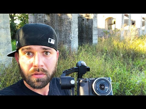 Exploring Abandoned Town in Florida