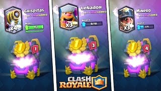 MEGA OPENING TOURNAMENT ANTIQUE CHESTS!! | 43,000 LETTERS! -Clash Royale [WithZack]
