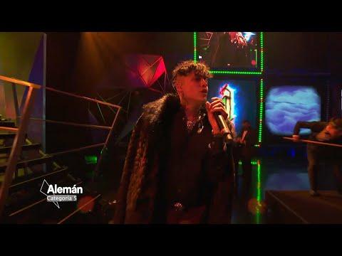 Alemán - Categoría 5 (Live @ Spotify Awards 2020)