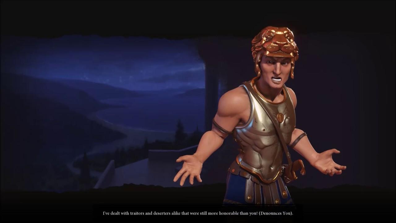 Civilization 6 Alexander