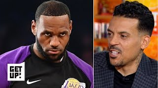 Magic should have at least had 'the respect to talk to LeBron' beforehand – Matt Barnes | Get Up!