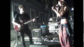 Redemption song- Lauryn hill ft. Ziggy Marley- Riccardo Fucile & Roberta Rossi live @Nottebianca
