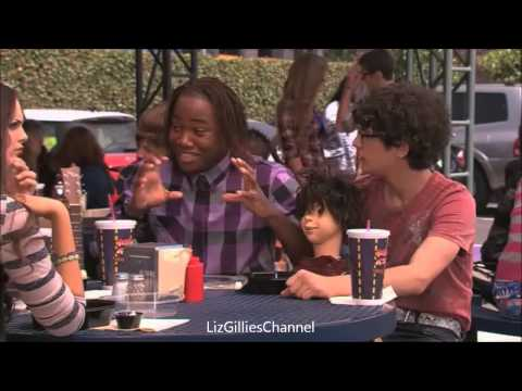 iParty with Victorious: At the lunch table [Clip #1]