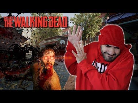 ASÍ ES EL NUEVO JUEGO DE THE WALKING DEAD ⭐️ OVERKILL's The Walking Dead | Terror & Diversión thumbnail