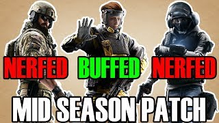 Finka Buffed, IQ And Blackbeard Nerfed - Rainbow Six Siege