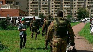 В Петербурге сотрудники ФСБ провели масштабную спецоперацию по уничтожению боевиков.