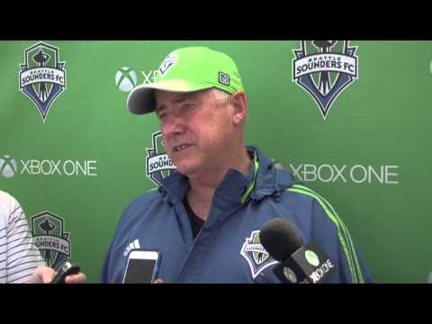 Interview: Sigi Schmid on Stefan Frei's injury and the USWNT World Cup win