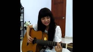 Lắng nghe tim em -  Đông Nhi -  guitar cover