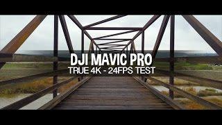 DJI MAVIC PRO - ORANGE COUNTY (4K CINEMATIC MODE) | Zack Bergman