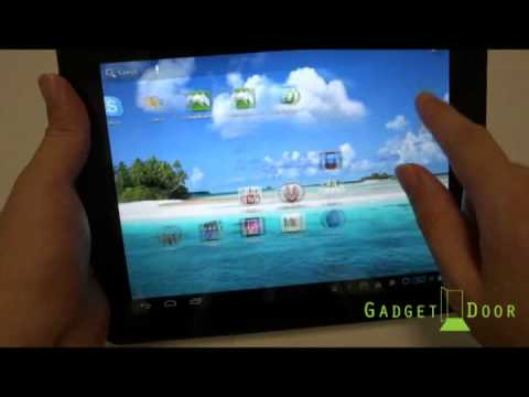 Review : Window N90 Tablet Android 4.0 Ice Scream Sanwich