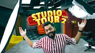 TrakinTech All New Studio Tour 2021 (Part 02) ⚡ Thank You ❤️