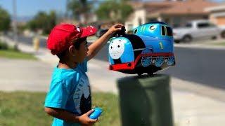 Thomas and Friends Trains Disney Cars Toys Lightning McQueen Thomas y sus Amigos