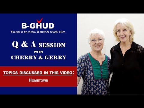 Q&A Session With Cherry And Gerry (Part-5)