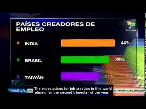 Brazil is main job creator in Latin America
