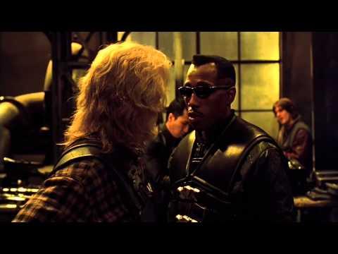 Trailer do filme Blade II