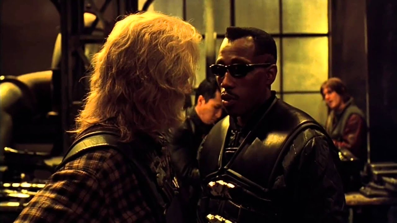 Blade 2: Tráiler En Español HD 1080P