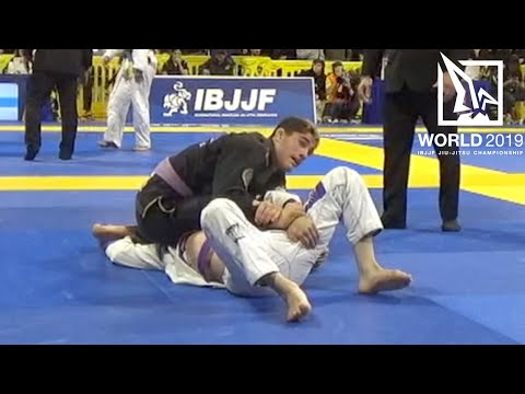 Lucas Protasio VS Peter Lin / World Championship 2019