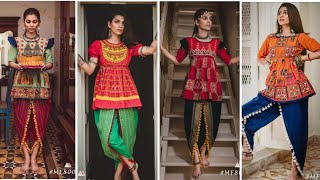 WOW !! 30 Latest College girls Fashion Dhoti & Palazzo Designs | New Fashion Dhoti pant/Palazzo pant