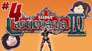 Super Castlevania IV: Almond Boss - PART 4 - Game Grumps