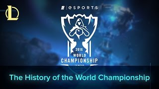 The History of the World Championship